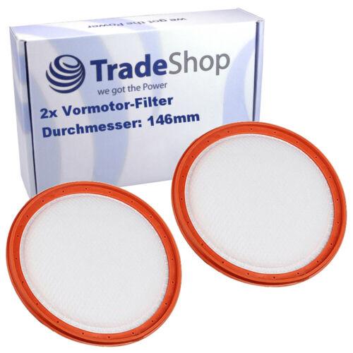 2x vormotor Filter Motor Protection Filter for Dirt Devil M2828-3 M2828-3S M2828-4