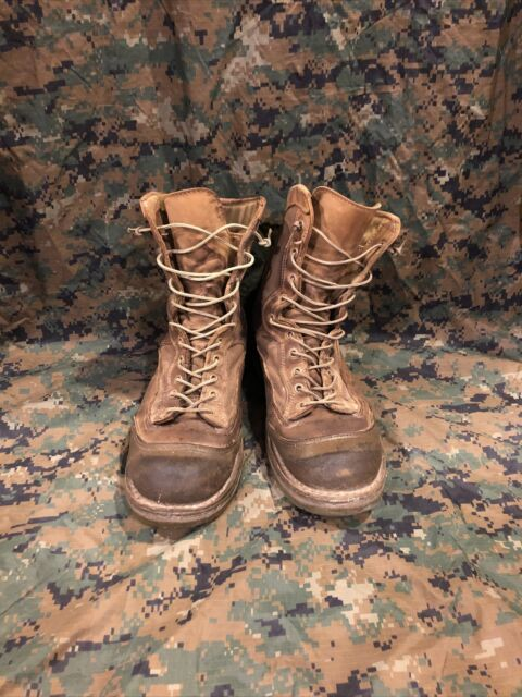Danner Mt. Cold Weather USA Mens Size 10.5 Leather U.S.M.C. Combat Work Boots