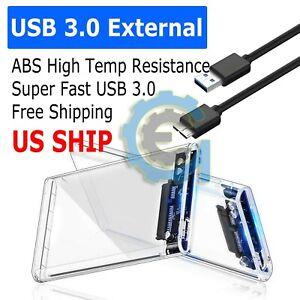 2-5-Inch-USB-3-0-to-SATA-Hard-Drive-Enclosure-External-HDD-Enclosure