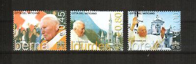 ZuverläSsige Leistung Sonderabschnitt Vatikan Michelnummer 1530-1532 Postfrisch europa:17804