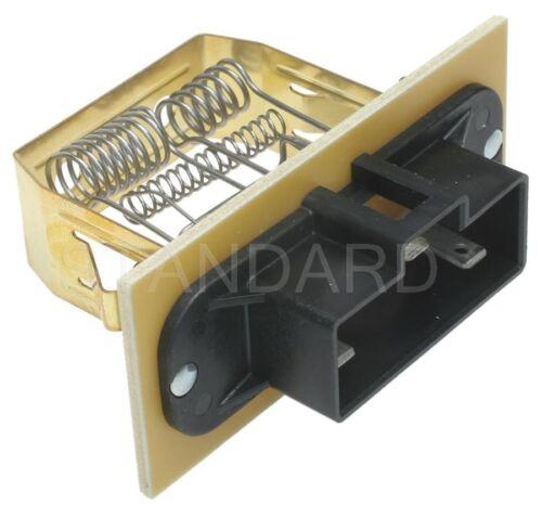 HVAC Blower Motor Resistor Front Standard RU-93