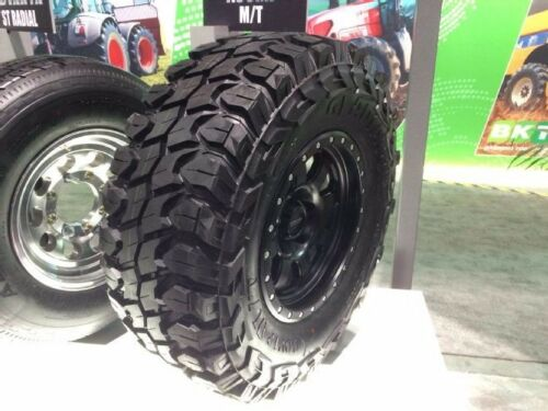 37x13 50x20 Gladiator Xcomp Mud Tires New 10 Ply E Load 37x13 50r20