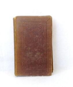 Hartley-Coleridge-039-s-Poems-and-a-Memoir-of-His-Life-Vol-II-hardcover-1851