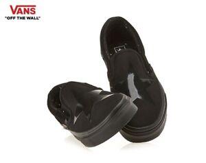 Vans-David-Bowie-X-Classic-Slip-on-2019-Black-Fashion-Sneakers-Shoes-Men-039-s