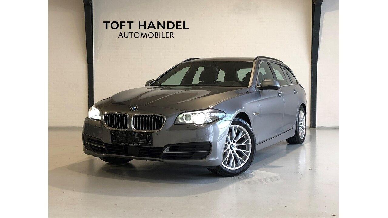 BMW 520d 2,0 Touring aut. 5d - 319.900 kr.