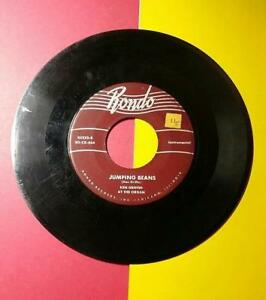 Details about VINTAGE 1950's 45 RPM RONDO RECORD - KEN GRIFFIN - JUMPING  BEANS - MUSIC MUSIC