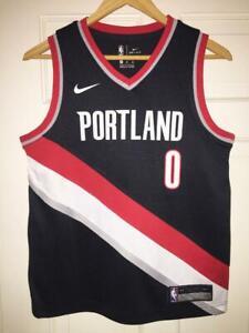 DAMIAN LILLARD TRIKOT Jersey Portland Trail Blazers