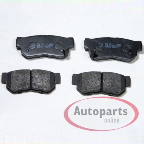Hyundai H1 Cargo Bremsscheiben Bremsbeläge Bremsbacken Handbremse für hinten