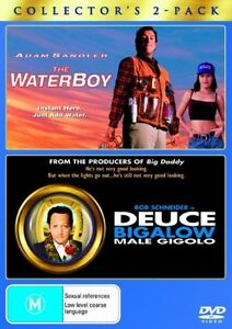 The-Waterboy-Deuce-Bigalow-Male-Gigalo-DVD-2007-2-Disc-Set-j308