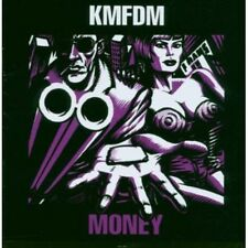 KMFDM - Money [New CD] Rmst