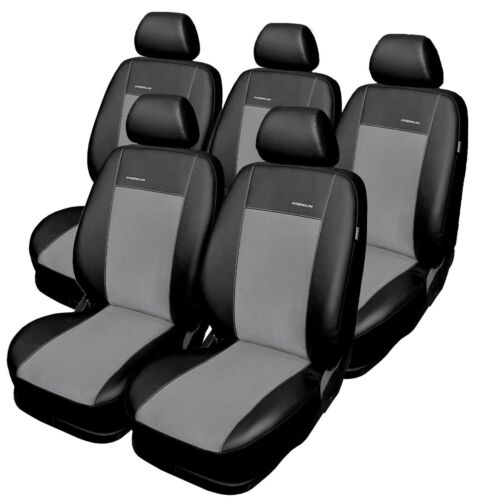 Ford S-Max 5 escaños a partir de 2006 maßgefertigt medida fundas para asientos piel sintética