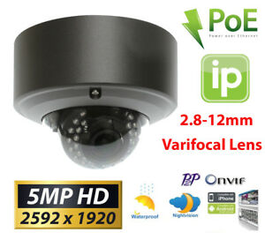 GW-5MP-2X-1080P-1920P-IP-PoE-Cam-2-8-12mm-Varifocal-Zoom-Security-Dome-Camera