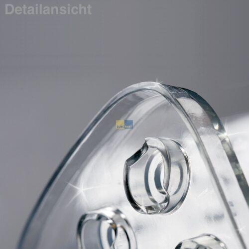 ORIGINAL Spüle Einlage Schutzmatte Kristall 310 x 275 mm Wenko 2005570100