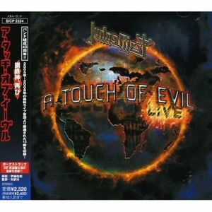 Judas-Priest-A-Touch-Of-Evil-Japan-CD-Bonus-Track