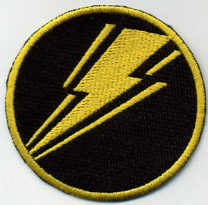 GI-Joe-Action-Force-3-034-Embroidered-Iron-on-Patch-Terror-Bande-German-enemy