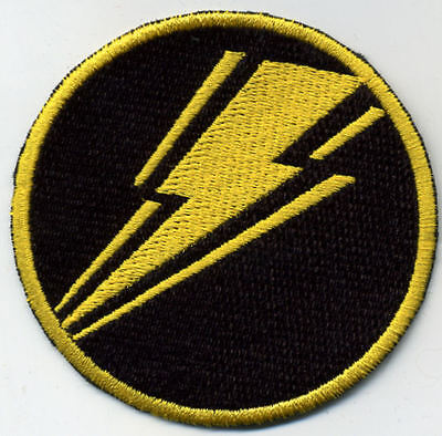"German enemy Terror Bande GI Joe Action Force 3/"" Embroidered Iron-on Patch"