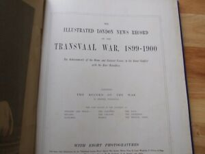 The-Illustrated-London-News-Record-of-the-Transvaal-War-1899-1900