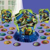 Teenage Mutant Ninja Turtles Large Table Decorating Kit Birthday Party Supplies