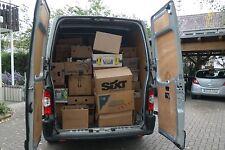Briefmarken Kartons!!! Neue Lieferung !!! Zwichen 15 - 30 kg pro Karton !!!