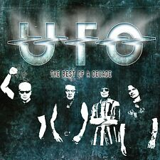 UFO The Best Of A Decade CD NEW SEALED 2010 U.F.O.