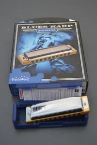 Hohner-Blues-Harp-C-MS-Neu-Originalverpackung