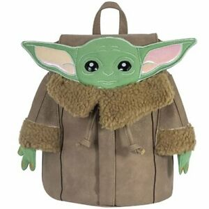 IN-STOCK-Star-Wars-The-Mandalorian-The-Child-Figural-Backpack-DANIELLE-NICOLE