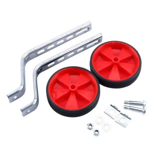 "Adjustable 12/"" 20/"" Training Wheel Bicycle Cycle Children Stabilisers Kids gift"