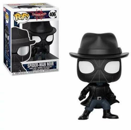 ANIMATED SPIDER-MAN MARVEL NOIR 406 29723 VINYL FIGURE IN STOCK FUNKO POP