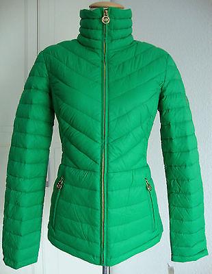 MICHAEL KORS Daunenjacke Damen Ultra Lightweight Packable Down Gr.M NEU+ETIKETT | eBay