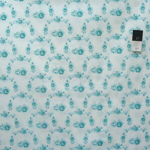 Tanya-Whelan-PWTW138-Shade-Of-Rose-Trellis-Teal-Cotton-Fabric-By-The-Yard