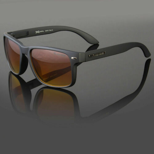 High Definition Sport Classic Night Driving Vision Sunglasses Black Hd Glasses