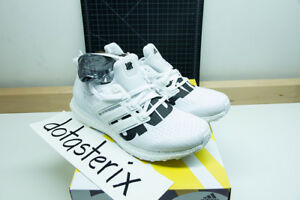 e5dad250dbb Adidas Ultra Boost Undefeated UNDFTD 4.0 White Men s Size 8 Nick ...