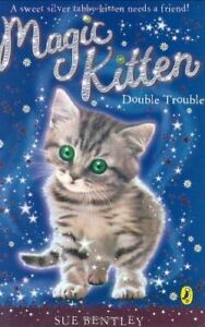 Very-Good-Magic-Kitten-Double-Trouble-Bentley-Sue-Paperback