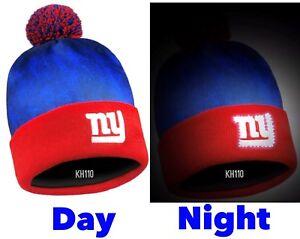 99819a1780d New York Giants NFL 2017 Logo Light Up Beanie 191418605694