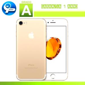 Apple-iPhone-7-128GB-Gold-Grado-A-Reale-Originale-Garanzia-1-Anno