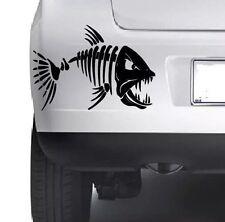 Bad Fish JDM Sticker Vinyl Car Window BumperWall Art Decals JDM DRIFT VW EURO VW