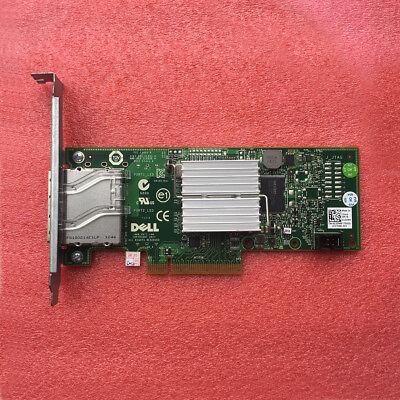 Dell 12DNW PERC H200E 6GB SAS PCI-E HBA