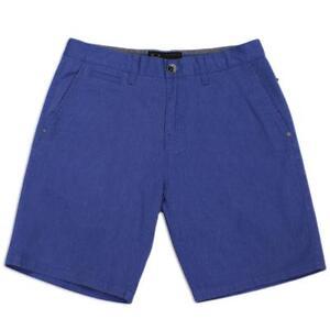 Oakley-Workshop-Utility-Navy-Size-36-XL-Mens-Blue-Casual-Shorts-Walkshorts