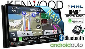 Kenwood DNX8160 DABS