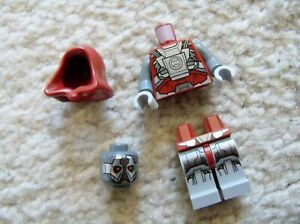LEGO-Star-Wars-Old-Republic-Rare-Sith-Warrior-New-From-75025