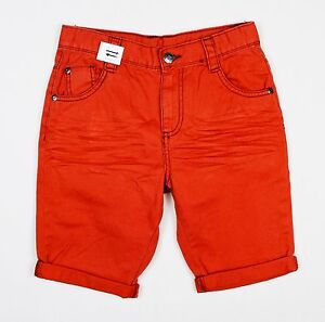 Neu-YIGGA-Jungen-Shorts-kurze-Hose-Baumwolle-Gr-140