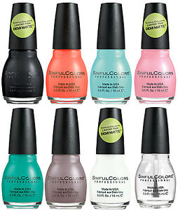 SINFUL-COLORS-Nail-Polish-SCHOOLGOALS-Back-To-School-COLLECTION-New-YOU-CHOOSE