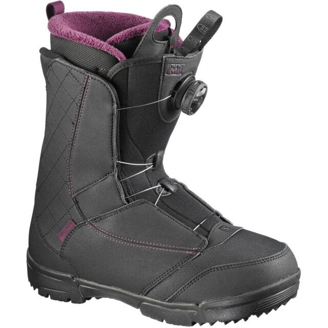 Salomon Pearl Boa Damen Snowboardboots Snowboard Shoes Snowboard Boots New