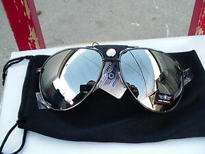 Air force sunglasses full mirror top uv protection