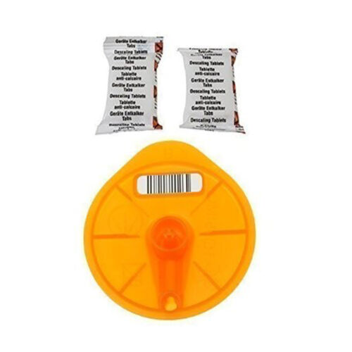 Bosch tassimo service orange disque nettoyage disque /& 2 comprimés de détartrage