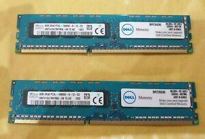 16-Go-SK-HYNIX-2x-8-Go-Memoire-RAM-DDR3-2RX8-PC3-10600U-pour-ordinateur-de-bureau-PC