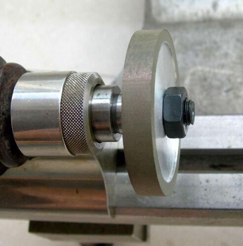 1pc Diamond Wheel for Watchmaker Clockmaker Lathe New
