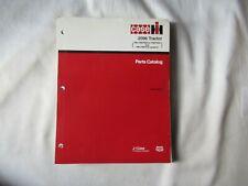 1987 Case Caseih 2096 Parts Catalog Manual Book