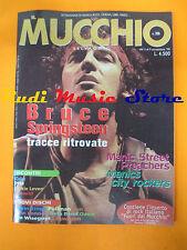 Rivista MUCCHIO SELVAGGIO 326/1998 Springsteen PFM Manic Street Preachers No cd