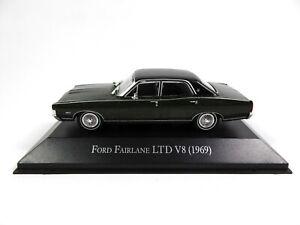ARG41G Voiture 1//43 SALVAT Autos Inolvidables FORD FAIRLANE LTD V8 1969